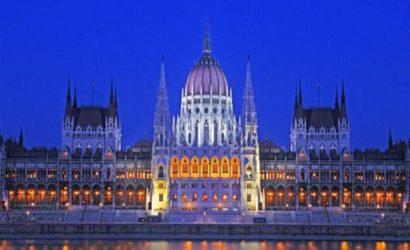 Prag-Budimpesta-Bec